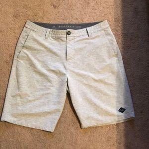 Men's rip curl shorts